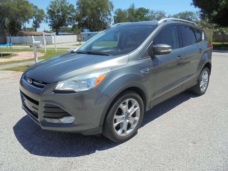 2014 Ford Escape for sale at Automax Wholesale Group LLC in Tampa FL
