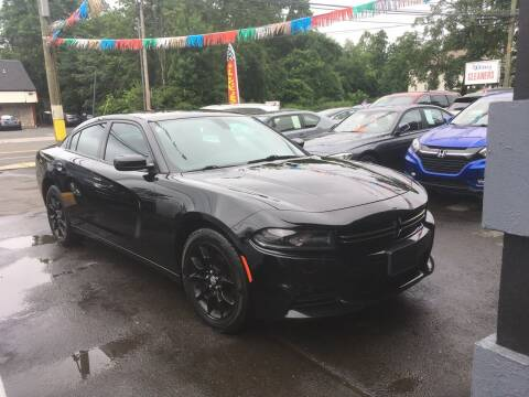 2015 Dodge Charger for sale at MELILLO MOTORS INC in North Haven CT