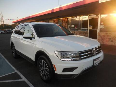 2019 Volkswagen Tiguan for sale at Auto 4 Less in Fremont CA