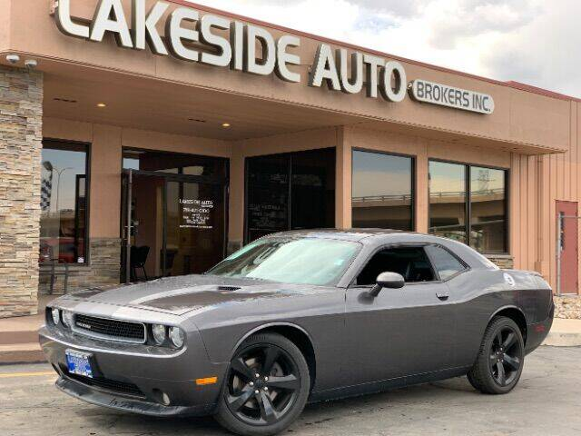 2014 Dodge Challenger for sale at Lakeside Auto Brokers Inc. in Colorado Springs CO