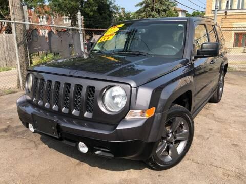 Jeep Patriot For Sale In Chicago Il Jeff Auto Sales Inc