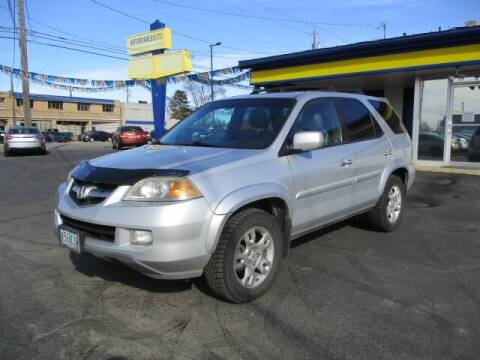 2005 Acura MDX for sale at Affordable Auto Rental & Sales in Spokane Valley WA