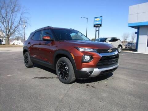 2021 Chevrolet TrailBlazer for sale at Krajnik Chevrolet inc in Two Rivers WI