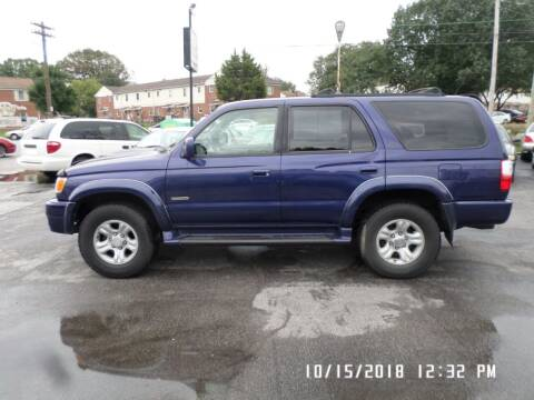 2002 Toyota 4Runner for sale at XXX Kar Mart in York PA