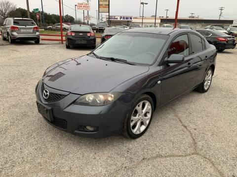 2009 Mazda MAZDA3 for sale at Texas Drive LLC in Garland TX