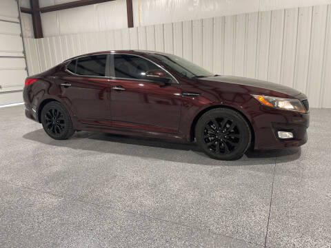 2015 Kia Optima for sale at Hatcher's Auto Sales, LLC in Campbellsville KY