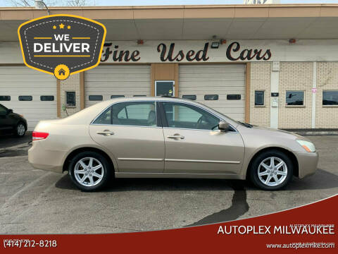 2003 Honda Accord for sale at Autoplex 2 in Milwaukee WI