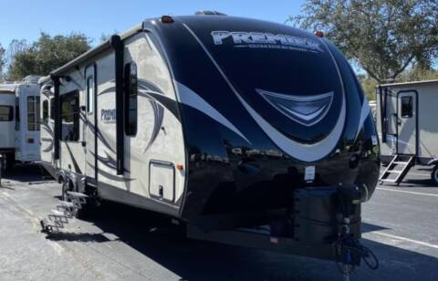 2016 Keystone Premier for sale at Florida Coach Trader Inc in Tampa FL