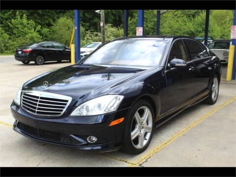 2008 Mercedes-Benz S-Class for sale at Inline Auto Sales in Fuquay Varina NC