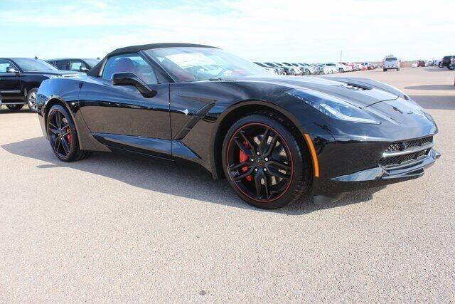 2019 Chevrolet Corvette for sale in Lamesa, TX