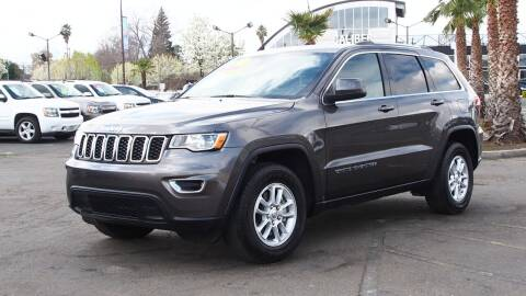 2019 Jeep Grand Cherokee for sale at Okaidi Auto Sales in Sacramento CA