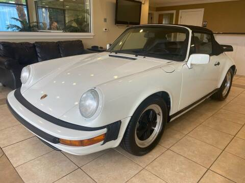 1987 Porsche 911 for sale at Premier Motorcars Inc in Tallahassee FL