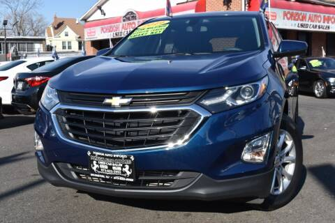 2019 Chevrolet Equinox for sale at Foreign Auto Imports in Irvington NJ