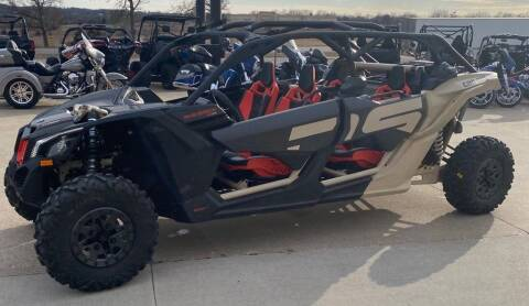 2021 Can-Am SSV MAV MAX XDS TURBO RR DT 21 for sale at Head Motor Company - Head Indian Motorcycle in Columbia MO