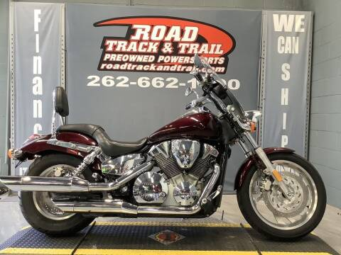 2007 Honda VTX™ 1300 C for sale at Road Track and Trail in Big Bend WI