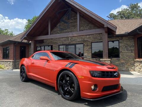 2010 Chevrolet Camaro for sale at Auto Solutions in Maryville TN