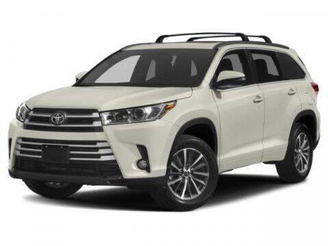 2018 Toyota Highlander for sale at DAVID McDAVID HONDA OF IRVING in Irving TX