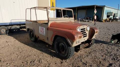1958 Austin Gipsy for sale at Classic Car Deals in Cadillac MI