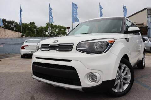 2019 Kia Soul for sale at OCEAN AUTO SALES in Miami FL
