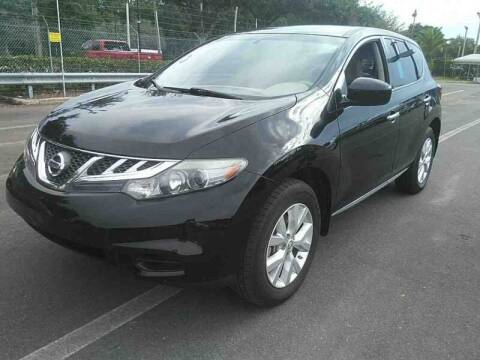 2014 Nissan Murano for sale at Sensible Choice Auto Sales, Inc. in Longwood FL