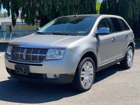 2008 Lincoln MKX for sale at Q Motors in Tacoma WA