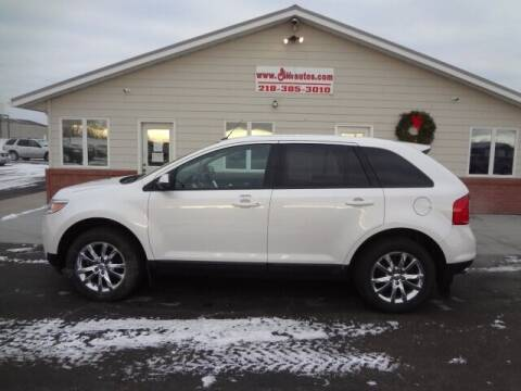 2013 Ford Edge for sale at GIBB'S 10 SALES LLC in New York Mills MN