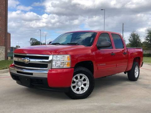 2011 Chevrolet Silverado 1500 for sale at AUTO DIRECT in Houston TX
