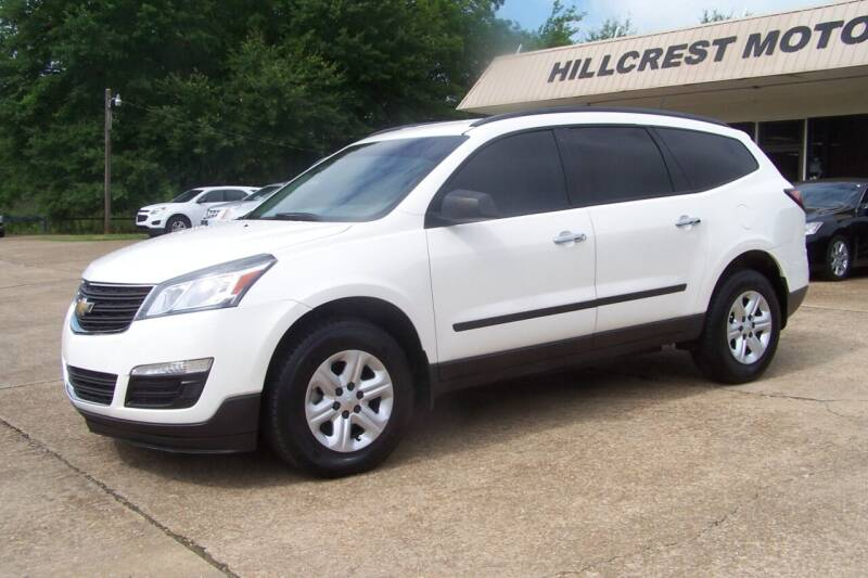 2014 Chevrolet Traverse for sale at HILLCREST MOTORS LLC in Byram MS