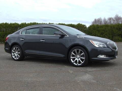 2014 Buick LaCrosse for sale at Atlantic Car Company in East Windsor CT