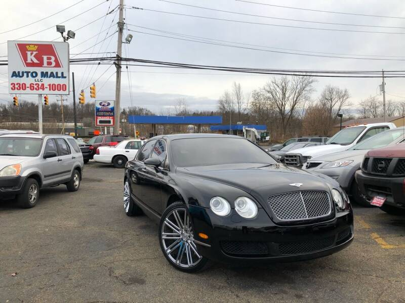 2006 Bentley Continental for sale at KB Auto Mall LLC in Akron OH