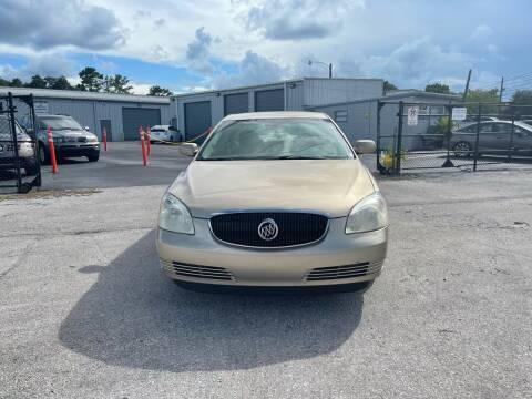 2006 Buick Lucerne for sale at DAVINA AUTO SALES in Orlando FL