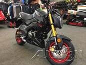 2021 Kawasaki Z125 PRO for sale at ROUTE 3A MOTORS INC in North Chelmsford MA