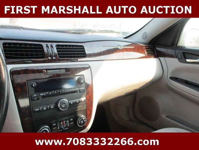 2014 Chevrolet Impala Limited LT Fleet 4dr Sedan - Harvey IL