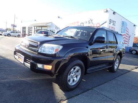 2004 Toyota 4Runner for sale at Tommy's 9th Street Auto Sales in Walla Walla WA