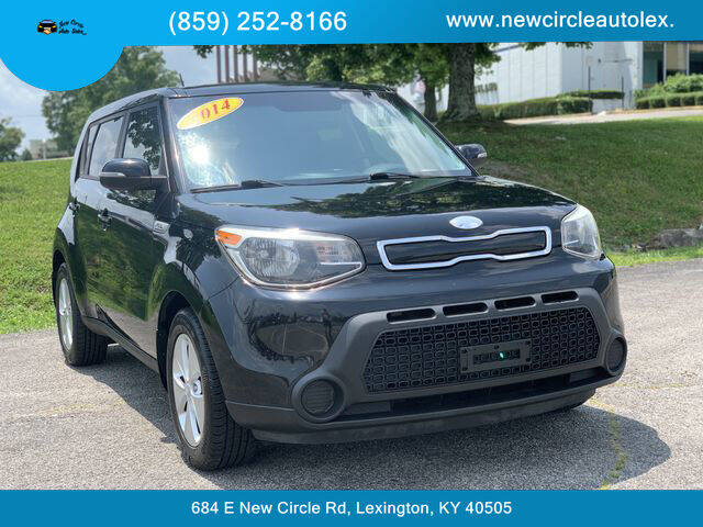 2014 Kia Soul for sale at New Circle Auto Sales LLC in Lexington KY