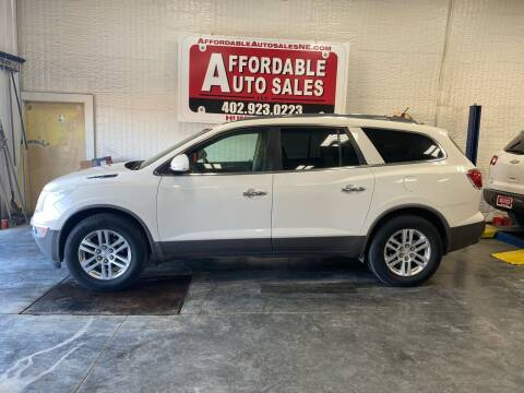 2008 Buick Enclave for sale at Affordable Auto Sales in Humphrey NE