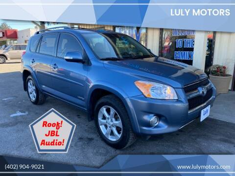 2011 Toyota RAV4 for sale at Luly Motors in Lincoln NE