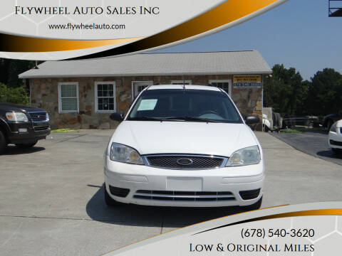 2005 Ford Focus for sale at Flywheel Auto Sales Inc in Woodstock GA