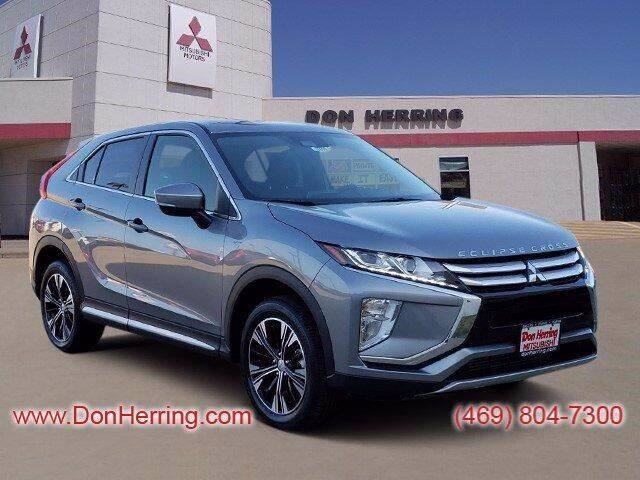 2020 Mitsubishi Eclipse Cross for sale in Irving, TX
