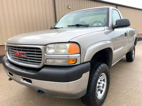 2002 GMC Sierra 2500HD for sale at Prime Auto Sales in Uniontown OH