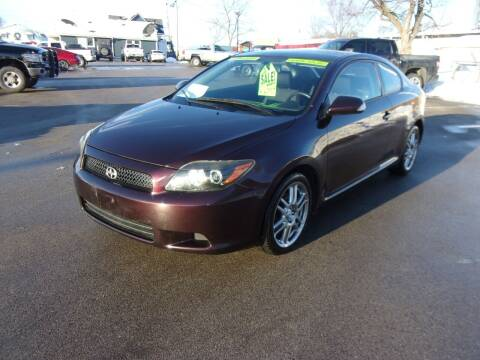 2008 Scion tC for sale at Ideal Auto Sales, Inc. in Waukesha WI