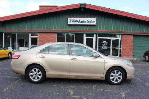 2011 Toyota Camry for sale at Gentry Auto Sales in Portage MI