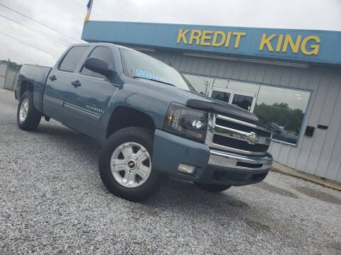 2009 Chevrolet Silverado 1500 for sale at Kredit King Autos in Montgomery AL