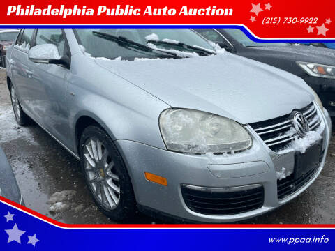 2008 Volkswagen Jetta for sale at Philadelphia Public Auto Auction in Philadelphia PA
