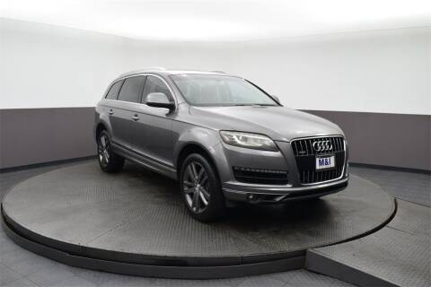 2010 Audi Q7 for sale at M & I Imports in Highland Park IL