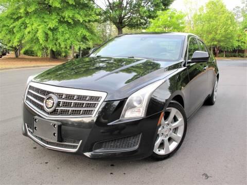 2014 Cadillac ATS for sale at Top Rider Motorsports in Marietta GA