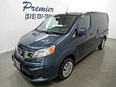 2019 Nissan NV200 for sale at Premier Automotive Group in Milford OH