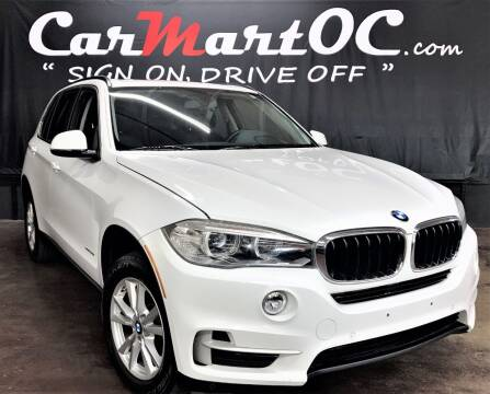 2015 BMW X5 for sale at CarMart OC in Costa Mesa CA