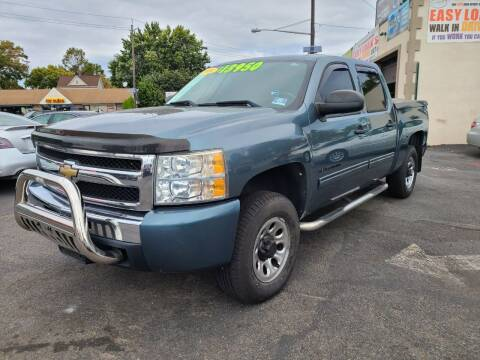 2009 Chevrolet Silverado 1500 for sale at Costas Auto Gallery in Rahway NJ