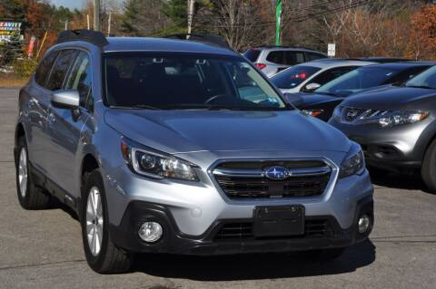 2019 Subaru Outback for sale at Amati Auto Group in Hooksett NH